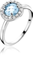 Zinzi zir1080-56 - zilveren ring
