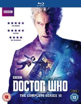 Doctor Who Series 10 Complete (Import)