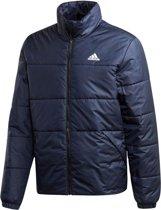 adidas BTS 3-Stripes Insulated Jas - Maat L  - Mannen - Blauw