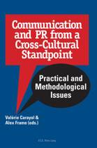 Communication and PR from a Cross-Cultural Standpoint