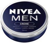 NIVEA MEN Crème - 150 ml - Bodycrème