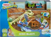 Thomas de Trein Adventures Dynamiet Dino - Treinbaan