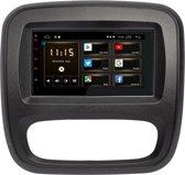 RENAULT Trafic OPEL Vivaro Android 8.1 navigatie - 7'' touchscreen autoradio