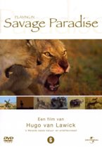 Hugo van Lawick: Wildlife Collection - Playing In Savage Paradise