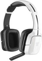Tritton Kunai Wireless Stereo Gaming Headset - Wit (PC + MAC + PS3 + PS4 + Xbox 360 + Wii U + Mobile + MP3)