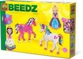 Afbeelding van SES Beedz - Strijkkralen Eenhoorns en Prinsesjes speelgoed