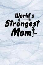World's Strongest Mom