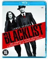 The Blacklist - Seizoen 4 (Blu-ray)