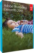Adobe Photoshop Elements 2018 - Engels/ Frans - Mac