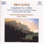 Bruckner:Sym.No.1(1866 First V
