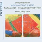 Music For String Quartet