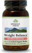 Biologische Weight Balance (90 Vega Capsules) - Organic India