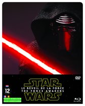 Star Wars: The Force Awakens -  Episode 7 (exclusieve Dvd + Blu-ray steelbook)
