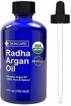 RADHA Beauty Pure Argan Oil 120ml.