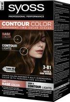 Syoss Contour Colors 3-81 Dark Brown