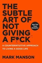 Afbeelding voor 'The Subtle Art of Not Giving a F*ck'