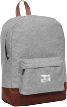 Basic Plus Backpack Antracite 31x17x43cm