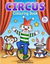 Circus Colouring Book
