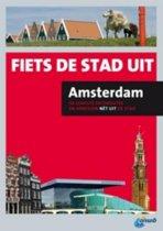 Fiets de stad uit Amsterdam