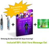 Massage Pen - Laser Acupunctuurpen - Meridiaan Energy Pen - Pijnbestrijding - Elektronische Acupunctuur Pen - Schoonheidsverzorging Effect - Alternatieve Behandeling - Massage hulpmiddel - Healing pen laser therapie behandeling - Acupressuur elektron