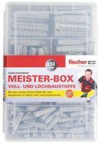 Fischer Pluggenset DHZ box met SX 6-8 pluggen + schroeven 518525