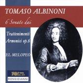 6 Sonate Dai Trattenimenti Armonici