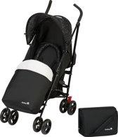Safety 1st Slim Comfort Pack - Buggy - Splatter Black