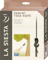 Bevestigingsset Hangmat Treerope -La Siesta-