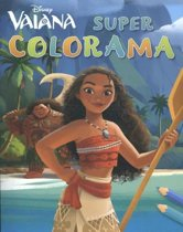 Disney super colorama vaiana