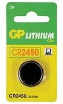 GP Lithium CR2450 - blister 1