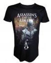 Assassins Creed Unity - Hidden Zwart - XL