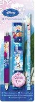Frozen: 5-delige schrijfwaren set