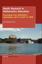 Nordic Research in Mathematics Education