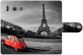 Huawei Ascend G510 Uniek Hoesje Eiffeltoren