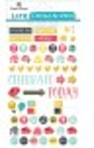 Paper House Life Organized planner stickers  Family Planner