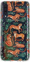 Casetastic Smartphone Hoesje Softcover Samsung Galaxy A50 (2019) - Cheetah Life