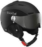 Bollé Backline Visor skihelm zwart/zilver-54-56