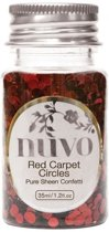 Tonic Studios Nuvo confetti 35ml red carpet circles