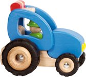 Brio Houten Tractor - 55928