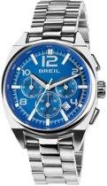 Breil TW1404 horloge heren - zilver - edelstaal