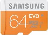 Samsung MicroSDHC 64GB - UHS-I - Class 10
