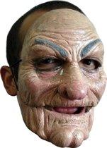 Masker van een oude man voor volwassenen - Verkleedmasker - One size