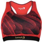 FAHARI sports bra red/ Maat XL