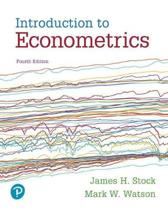 Introduction to Econometrics Plus Mylab Economics with Pearson Etext -- Access Card Package