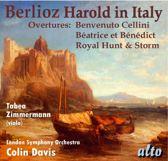 Berlioz: Harold In Italy Op.16, & Overtures