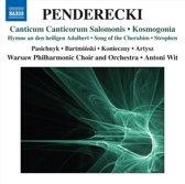 Penderecki: Canticum Canticorum
