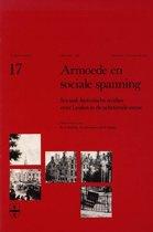 Hollandse studien 17 - Armoede en sociale spanning