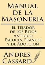 Manual de la Masoneria