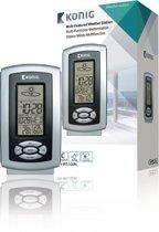 König KN-WS100N - Thermo Hygrometer Weerstation