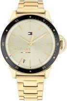 Tommy Hilfiger TH1782025 Horloge - Staal - Goudkleurig - Ø  38 mm